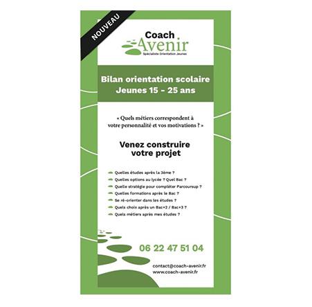 Nouveaux Flyers Coach-Avenir